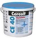 Ceresit CE40 Эластичная водоОТТалкивающая затирка для швов до 10 мм